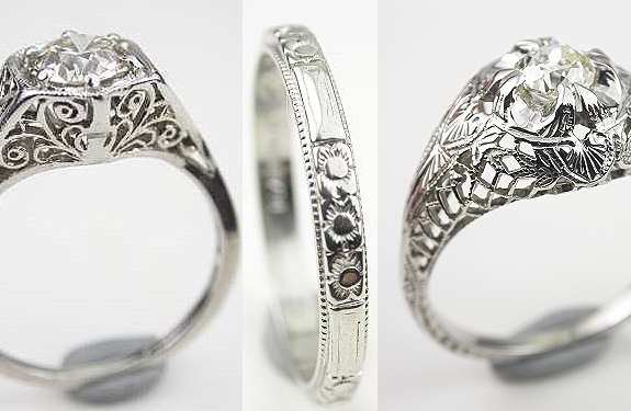Antique Rings