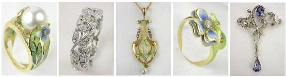 Art Nouveau Jewelry History