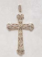 Vintage Christian Cross