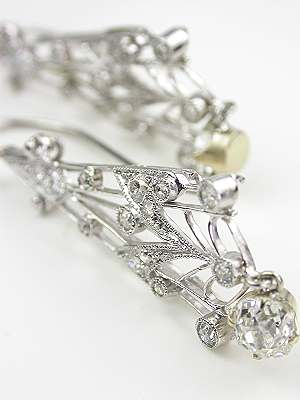 Edwardian Antique Earrings