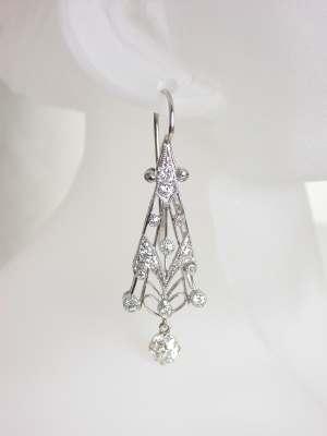 Edwardian Antique Earrings