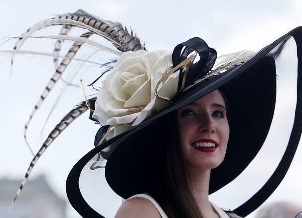 Kentucky Derby Hat 2015