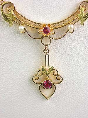 Arts and Crafts Antique Necklace
