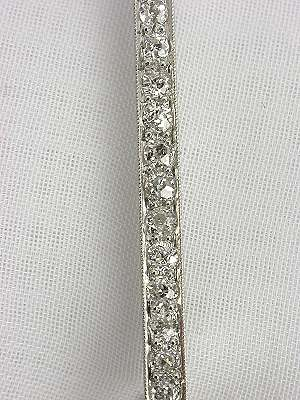 Edwardian Antique Diamond Brooch