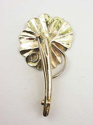 Art Nouveau Vintage Brooch
