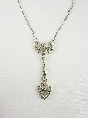 Vintage Pendant in the Victorian Style
