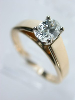Engagement Ring By Bailey Banks Biddle Rg 1183