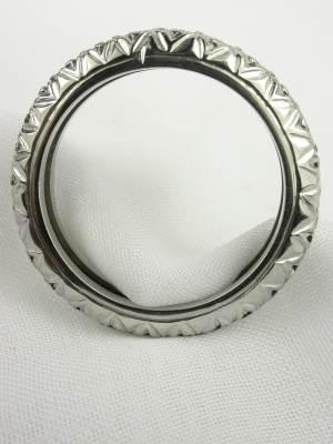 Art Deco Antique Wedding Ring