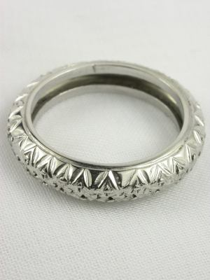 Art Deco Antique Wedding Ring