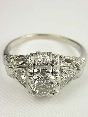 1925 Antique Engagement Ring