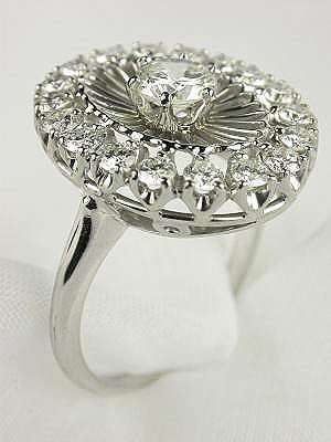 Fabulous Jabel Diamond Ring