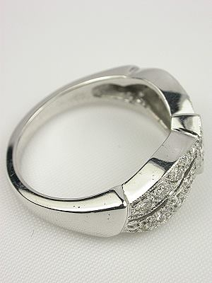 Topazery Vintage Collection Wedding Ring