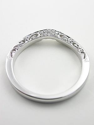 filigree wedding ring
