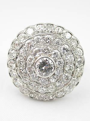1930's Vintage Diamond Ring