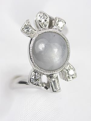Art Nouveau Turtle Motif Antique Ring