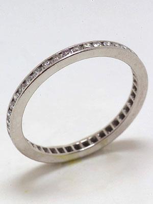 Classic Diamond Eternity Ring