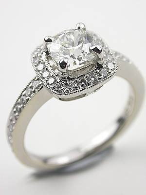 The Engagement Ring that Gave Someone Else Joy