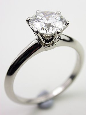 Tiffany and Co. Vintage Engagement Ring