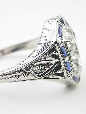 Art Deco Antique Ring