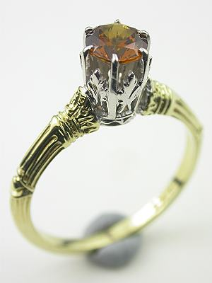 Classic 1930s Antique Engagement Ring