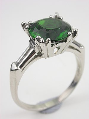 Vintage Engagement Rings Topazery