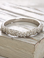 Vintage Style Wedding Ring for RG3276