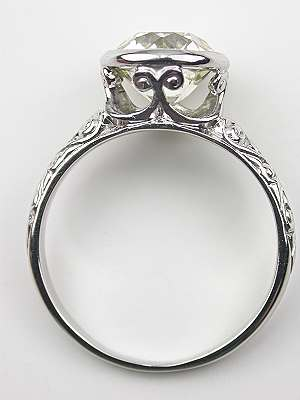 Heavenly Edwardian  Engagement Ring
