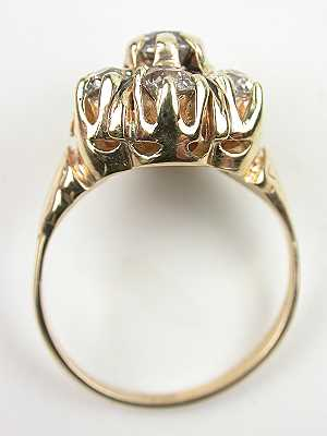 Antique Victorian Engagement Ring