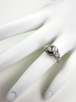 Vintage 1930s Engagement Ring