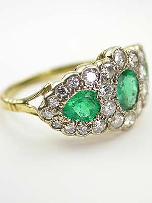 Vintage And Antique Rings Topazery