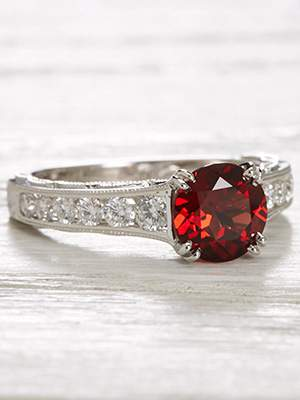 Vintage and Antique Style Engagement Rings