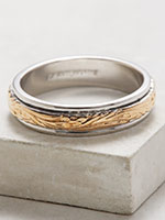 ArtCarved Vintage Wedding Ring