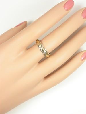 ArtCarved Vintage Wedding Ring