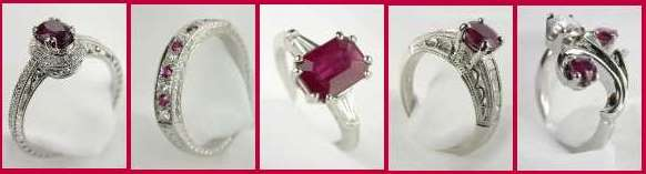 History of Rubies