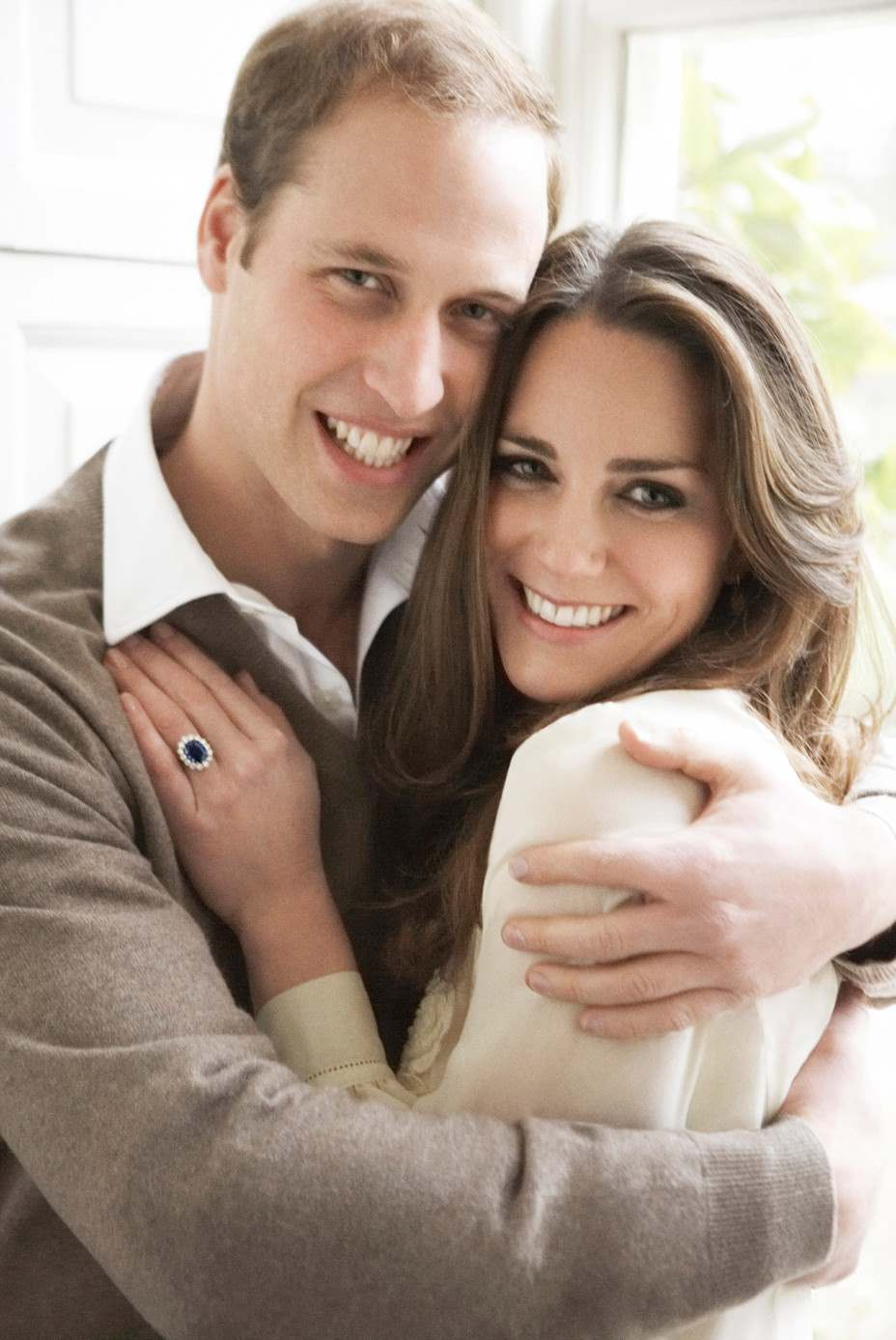 Engagement of William and Kate